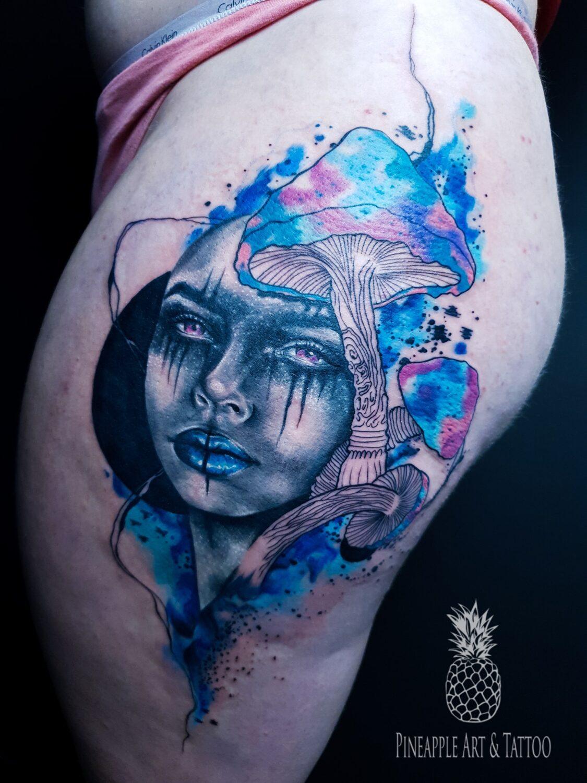 pshiadelic tattoo